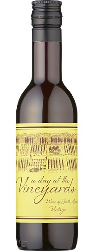 A Day At The Vineyards Red Pet 75cl