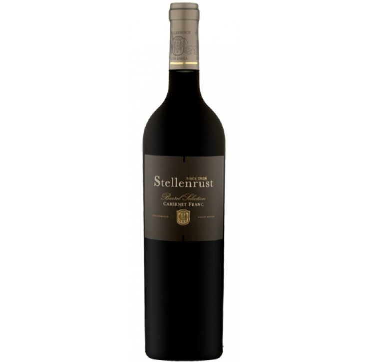 Stellenrust Barrel Selection Cabernet Franc 75cl
