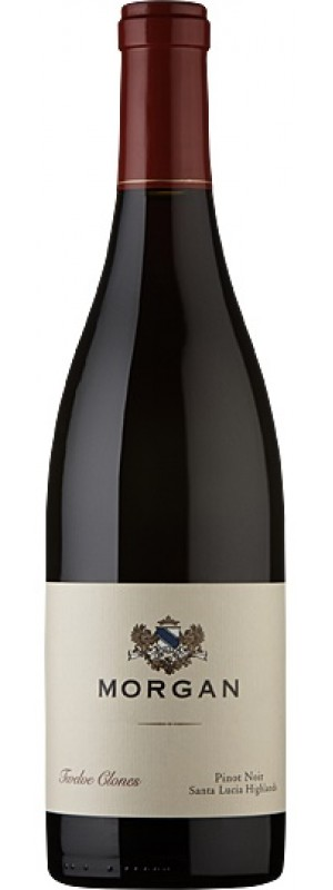 Morgan Santa Lucia Highlands Twelve Clones Pinot Noir 75cl