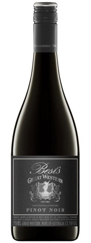 Best's Great Western Pinot Noir 75cl