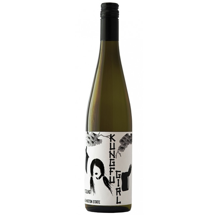 Charles Smith Kung Fu Girl Riesling 75cl