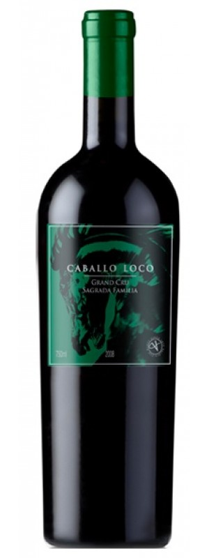 Caballo Loco Grand Cru Sagrada Familia 75cl