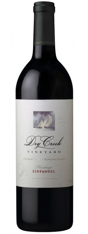 Dry Creek Vineyards Heritage Zinfandel 75cl