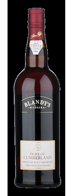 Blandy'S Duke Of Cumberland 3Yo Medium Rich Madeira cl