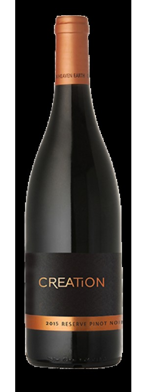 Creation Reserve Pinot Noir 2015 75cl