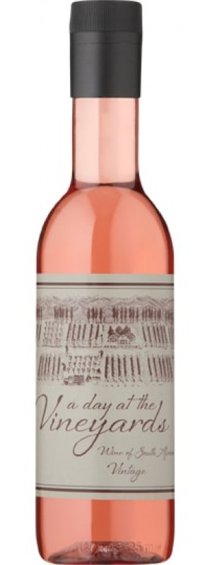A Day At The Vineyards Rose Pet 75cl