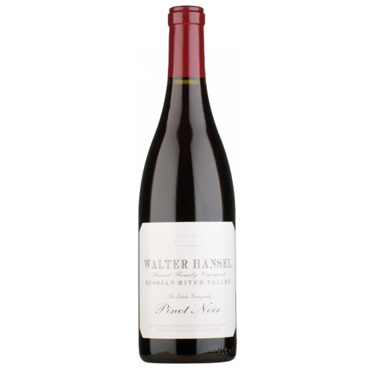 Walter Hansel Estate Pinot Noir 75cl