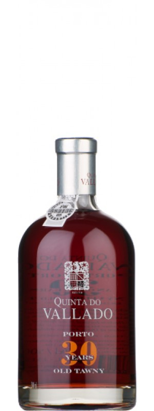 Quinta Do Vallado 30 Yr Tawny Port 50cl