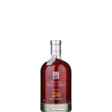Quinta Do Vallado 20 Yr Tawny Port 50cl