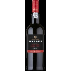 Warre'S Heritage Ruby Port 75cl
