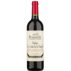 Chateau La Moulin de la Chapelle St Emilion Grand Cru 75cl