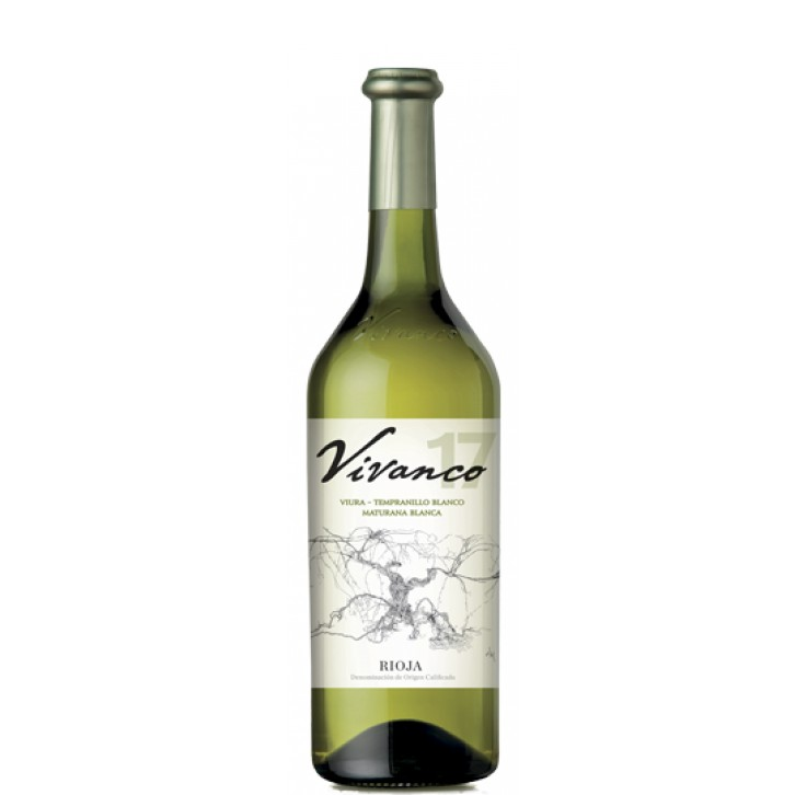 Vivanco Rioja Viura Malvasia Blanco 75cl
