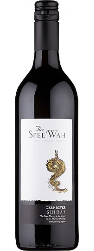 The Spee'Wah Deep River Shiraz 75cl